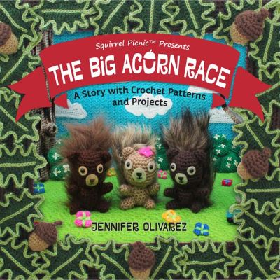 The Big Acorn Race Cover