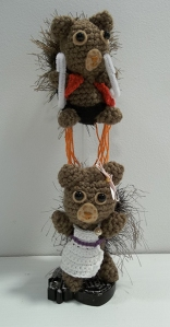 Jet Pack and Apron for Your Squirrel Friend (and Squirrels) by Grace