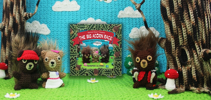 The Big Acorn Race by Jennifer Olivarez