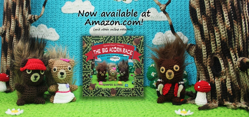 Visit Amazon.com to get your copy of The Big Acorn Race by Jennifer Olivarez