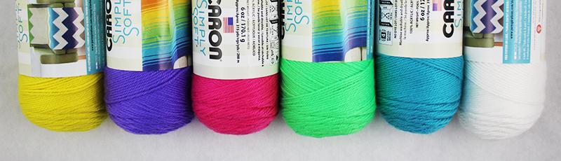 Yarn for 2016 Tall n Fast Flower CAL