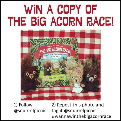 Big Acorn Race Giveaway for FB