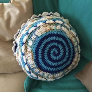 Pillow by Elaine Womack